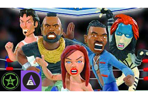 Let's Play - Celebrity Deathmatch with Game Attack - YouTube