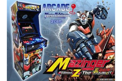 Mazinger Z Details - LaunchBox Games Database