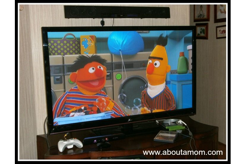 Sesame Street Gets Interactive with Kinect Sesame Street ...
