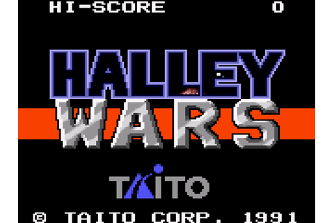 Halley Wars Download Game | GameFabrique