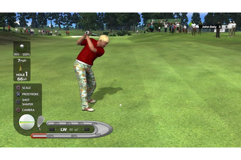 John Daly's Prostroke Golf Pc Games Free Download Full ...