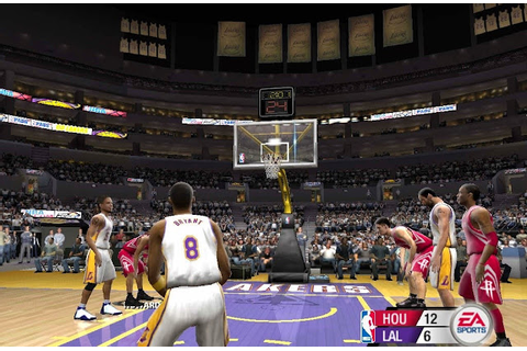 NBA Live 2005 - Full Version Games Download - PcGameFreeTop