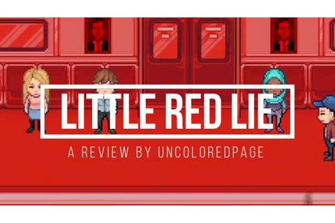 Little Red Lie: A Depressing Yet Sincere Game About Wealth ...