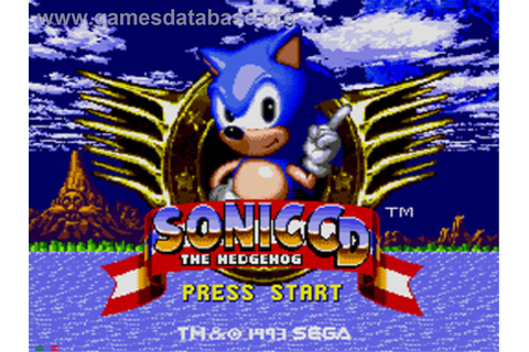 Sonic CD full game free pc, download, play. download Sonic ...