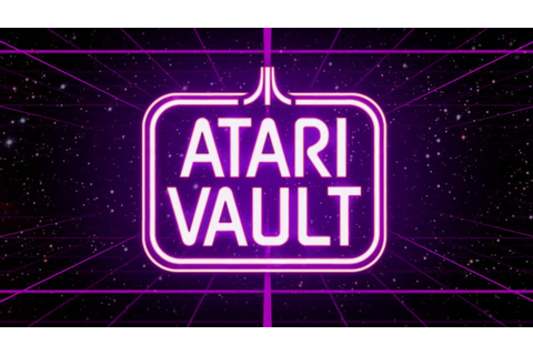 Atari Vault - 100 Classic Games! - YouTube