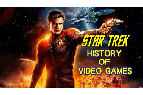 History of Star Trek Games (1971-2017) - Video Game ...
