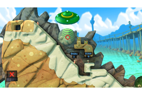 Worms Revolution Review – ZTGD