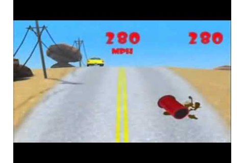 Les Looney Tunes Passent à l'Action sur GameCube - YouTube