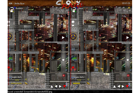 Clonk Rage Screenshots for Windows - MobyGames