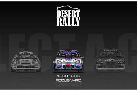 Desert Rally Game Free Play Online | Car Racing