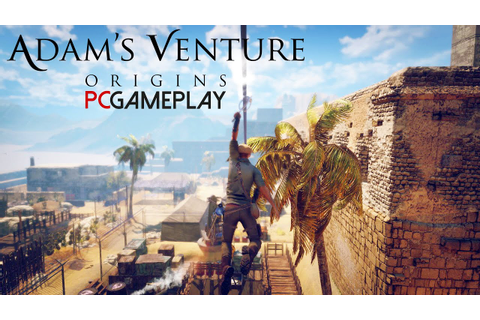 Adam's Venture: Origins Gameplay (PC HD) - YouTube