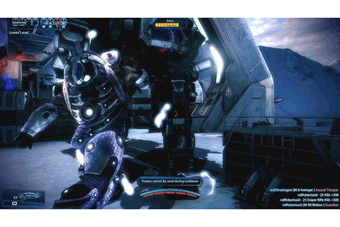 MASS EFFECT™ INFILTRATOR - Android games - Download free ...