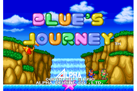 Blue's Journey / Raguy (ALM-001)(ALH-001) ROM Download for ...