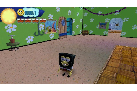 SpongeBobs Truth or Square /ENG/ [ISO] PSP » Скачать ...