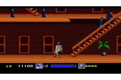 Michael Jackson Moonwalker SEGA - YouTube