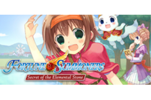 Fortune Summoners: Secret of the Elemental Stone - Wikipedia