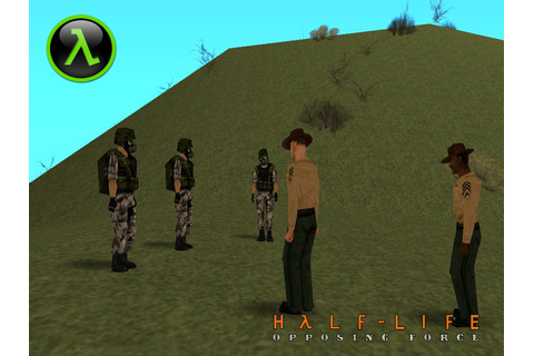 Half life opposing force blue shift pc game setup keygen ...