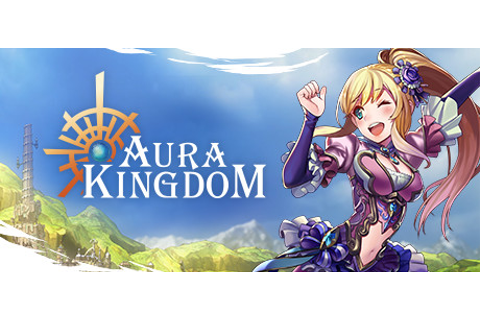 Aura Kingdom on Steam