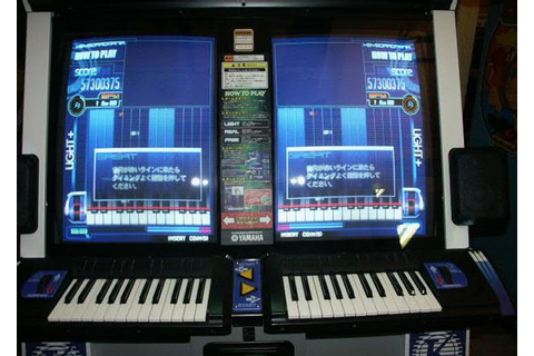 Keyboardmania 2nd Mix - Videogame by Konami
