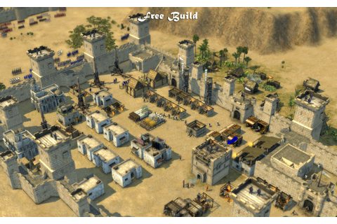 Stronghold Crusader 2 turns to crowdfunding - VG247
