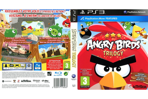 BLES15617 - Angry Birds Trilogy