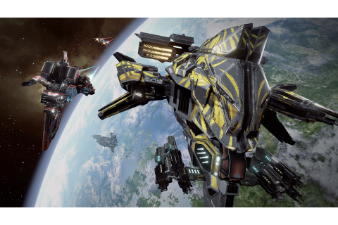 EVE: Valkyrie Warzone Runs Up To 4K@60 on PS4 Pro; PC ...