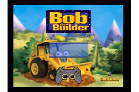 Bob the Builder PS2 Full Playthrough ( Blast ...