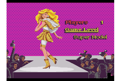 Barbie Super Model Download Game | GameFabrique