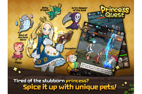 App Shopper: Princess Quest (Games)