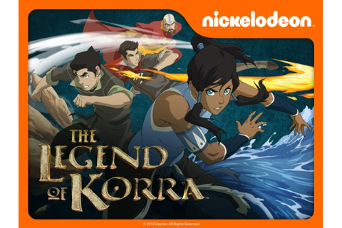 Amazon.com: The Legend of Korra Book 1: Amazon Digital ...