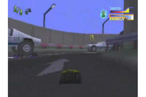 Tyco RC Assault with a Battery PS1.wmv - YouTube
