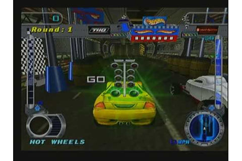 Hot Wheels Velocity X (PS2) - Desert Race - YouTube