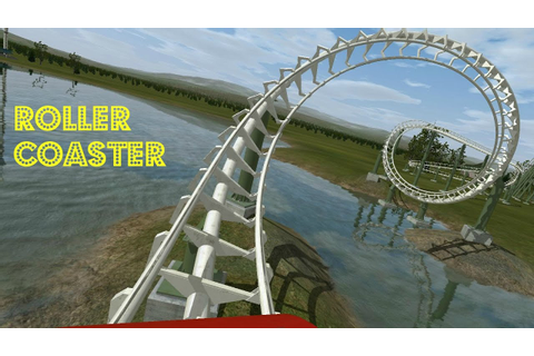 Roller Coaster Simulator Game No limits 2 PC gameplay ...