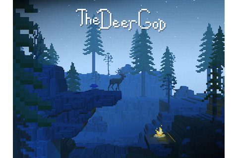 The Deer God is a breathtaking 3d pixel art game that will challenge ...