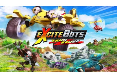 Excitebots: Trick Racing Dated for Wii U