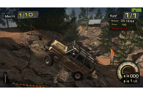 OFF-Road Drive Game 2010 | Demo |UAZ - USA Gameplay [HD ...