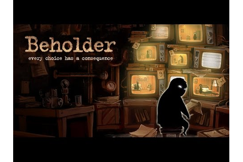Beholder Trailer [English] - YouTube