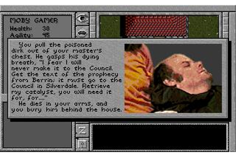 Prophecy of The Shadow Download (1992 Role playing Game)