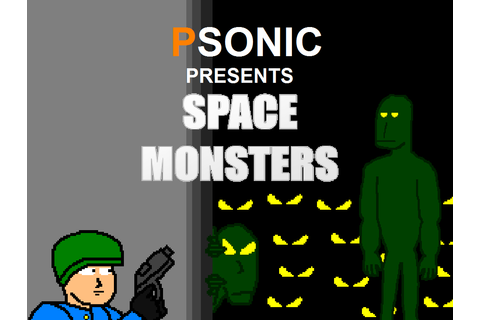 Space Monsters Windows game - Indie DB