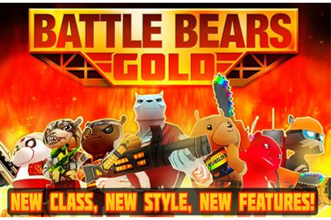 Battle Bears Gold iPhone game - free. Download ipa for ...