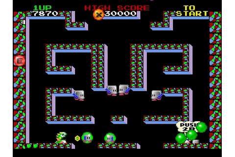 Bubble Bobble Download Game | GameFabrique