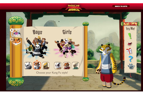 DreamWorks Launches Kung Fu Panda World, Second Life for ...