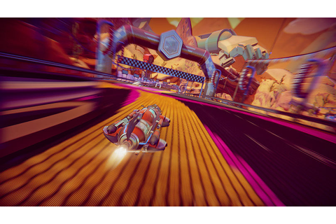 Racing Game Trailblazers Gets Release Date on Most ...
