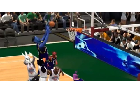'Space Jam' Game Was Recreated In NBA 2k14 And It's ...