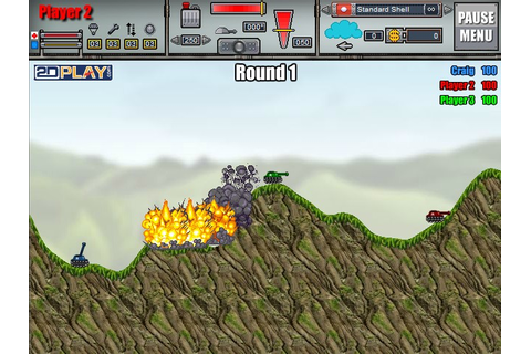 Big Battle: Tanks Hacked (Cheats) - Hacked Free Games