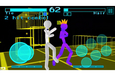 New Stickman Game: Stickman Fighting: Neon Warriors War ...