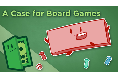 A Case for Board Games - Why Board Games Help You Make ...