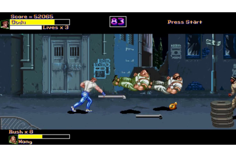 Final Fight Special Edition - (OPENBOR) - FULL GAME - YouTube