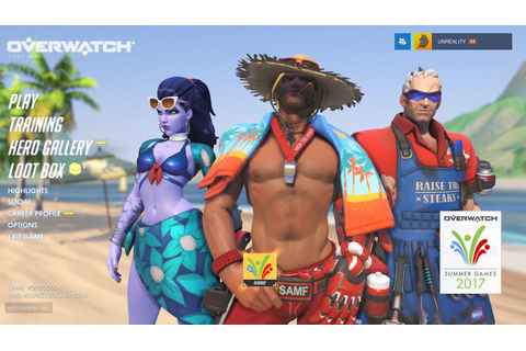 Ranking Overwatch's New Summer Games 2017 Legendary Skins