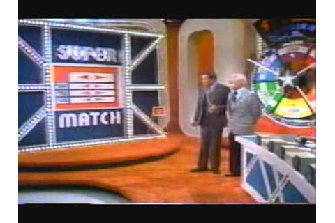 Match Game 78 Episode 1261 (Premiere of New Set) - YouTube